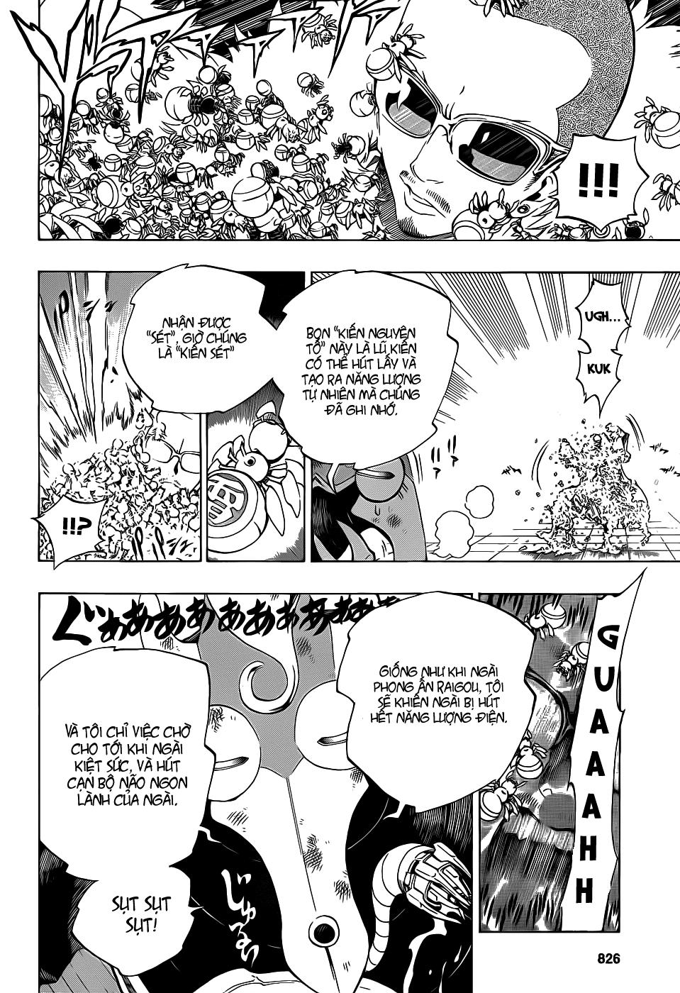Examurai chapter 007 trang 33