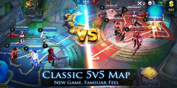 Game Moba Terbaik Mobile Legends