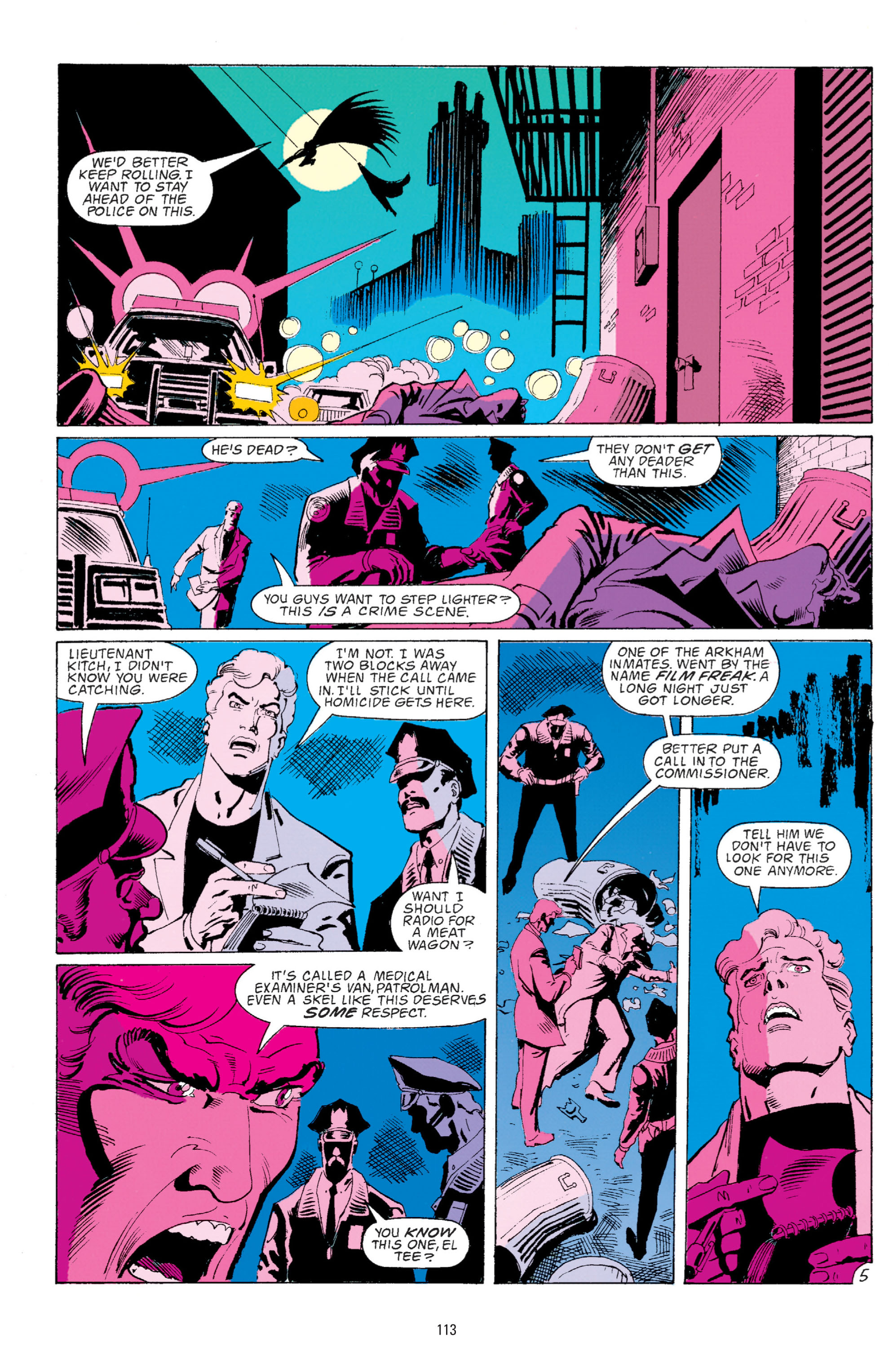 Detective Comics (1937) 659 Page 5