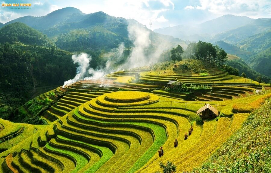 Khu bảo tồn thiên nhiên Pù Luông - Thanh Hoá