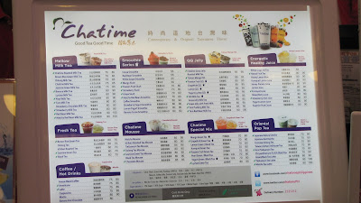 Chatime - Food, Travel and Whatevs