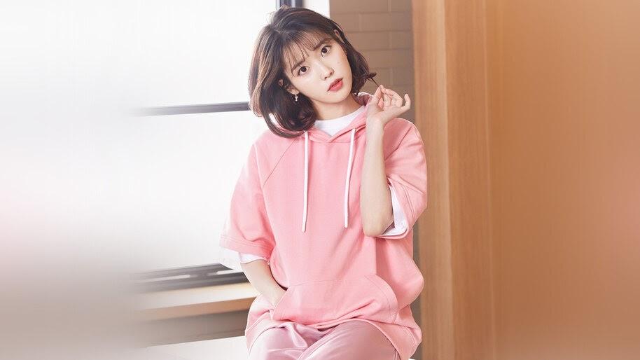 IU, K-Pop, Beautiful, Girl, 4K, #4.1426