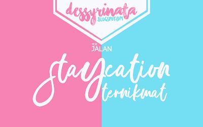 staycation ternikmat - villa maria dago village bandung