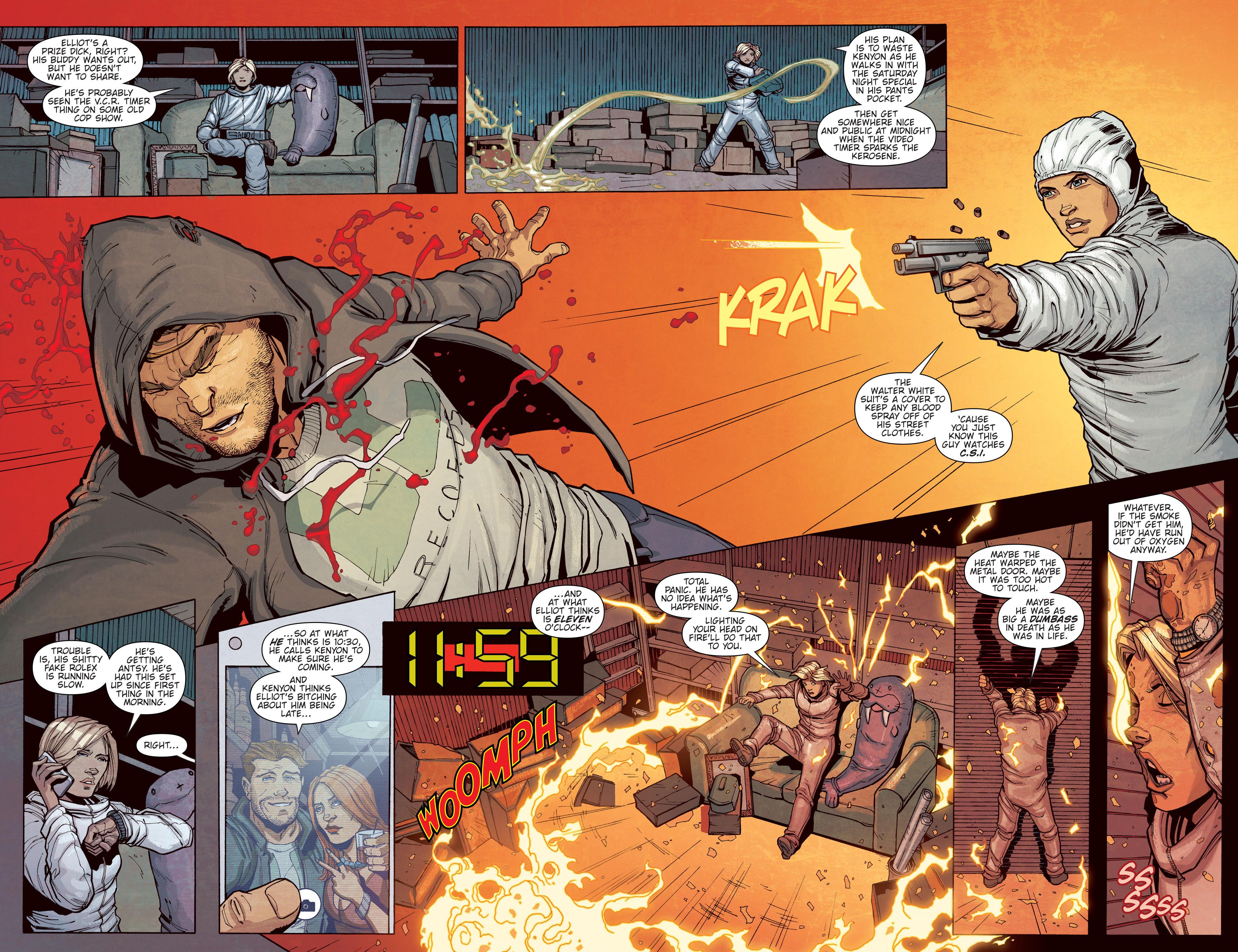 Read online Slash & Burn comic -  Issue #2 - 15