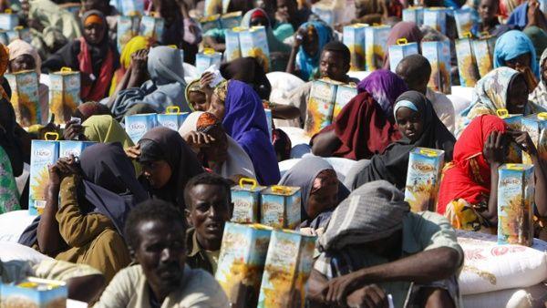 363.000 niños somalíes sufren desnutrición por sequías y guerra