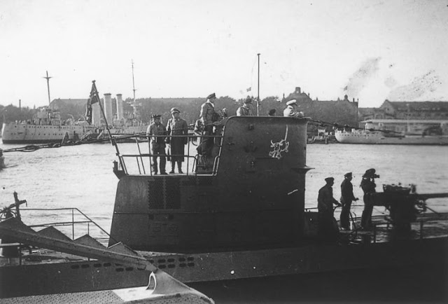 Guenther Prien U-47 Wilhelmshaven worldwartwo.fliminspector.com