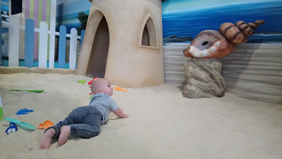 Dreamland Octopus's Garden Seaside Sandpit