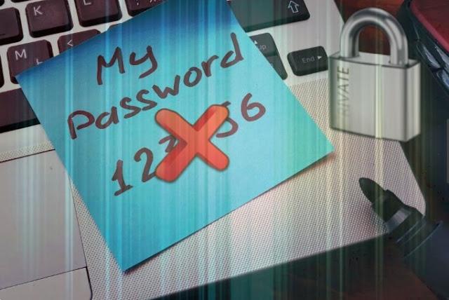 شركة SplashData تحذر المستخدمين من إستعمال إحدى كلمات السر التالية