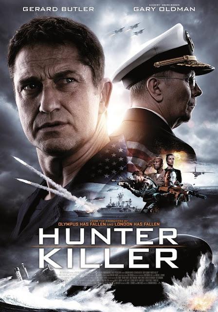 هذه هي أفضل أفلام الأكشن والحروب في سنة 2018 فيلم hunter killer