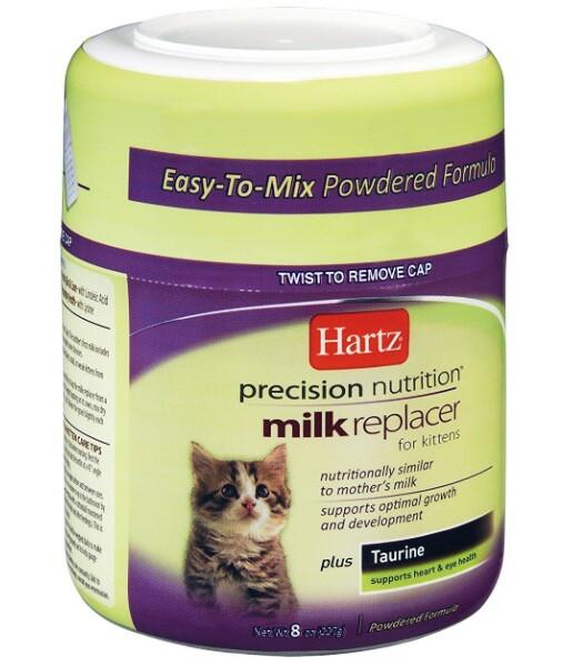13 Susu Yang Sesuai Untuk Anak Kucing Baru Lahir Beserta
