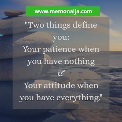 Memo Naija quote