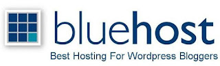 BlueHost is the best hosting for wordpress blogger