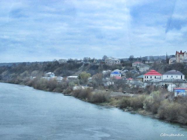Oraşul moldovean Otaci pe malul Nistrului - blog Foto-Ideea