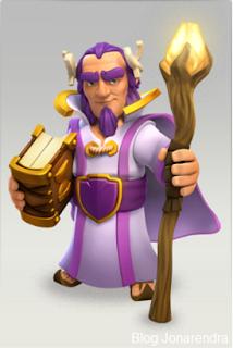 Grand Warden Jonarendra