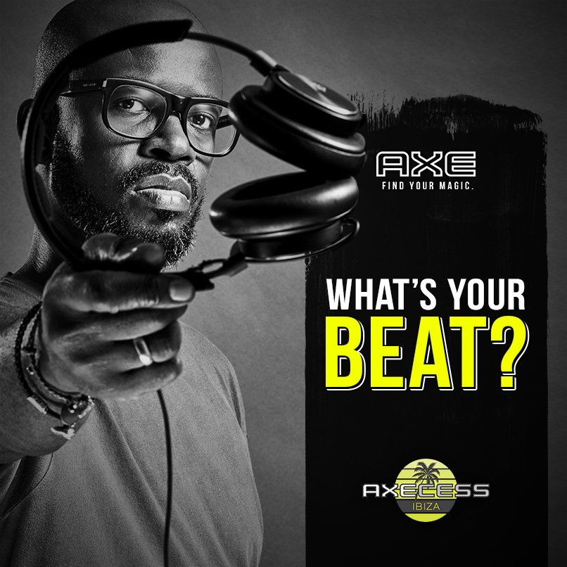 You could win a trip to ibiza with axe phil mphela blog for Black coffee house music