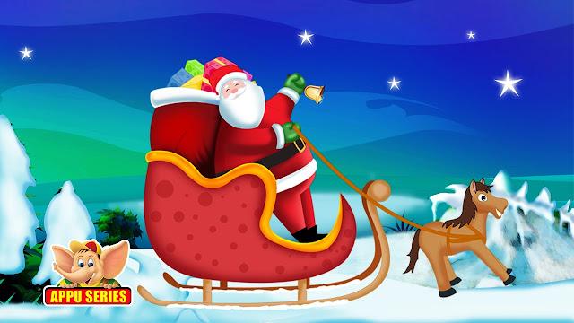 santa clause funny image