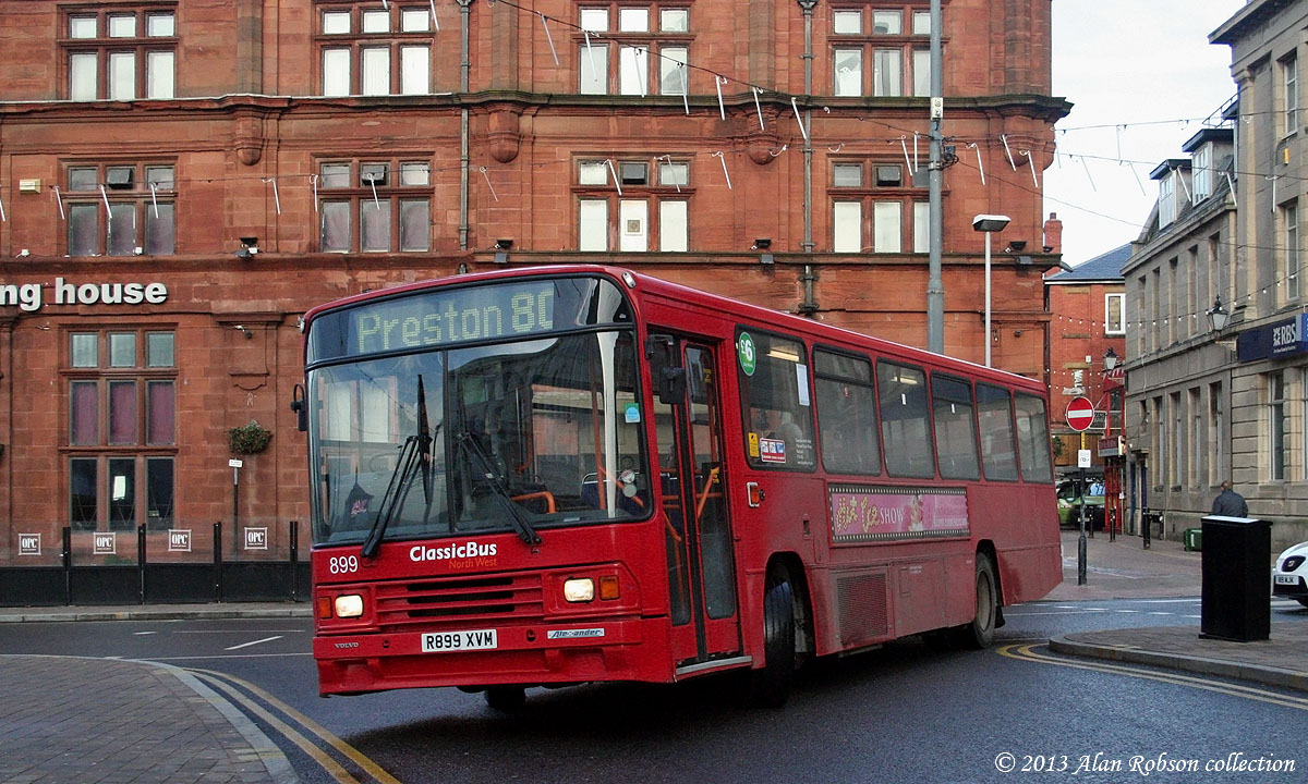 Blackpool Tram Blog: New Classic Bus Route 80