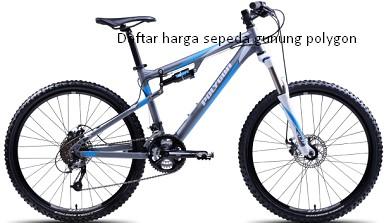 Daftar Harga Sepeda Gunung Polygon Termurah 1 Jutaan 2 3 4