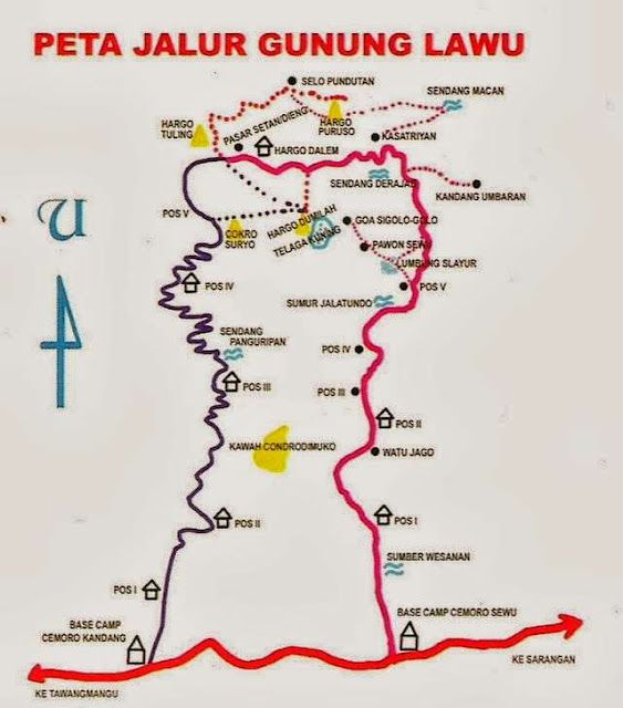 Jalur Pendakian Gunung Lawu Puncak Petualang Rental Alat Outdoor Hiking Sidoarjo Surabaya Rental Alat Camping Tenda Dome