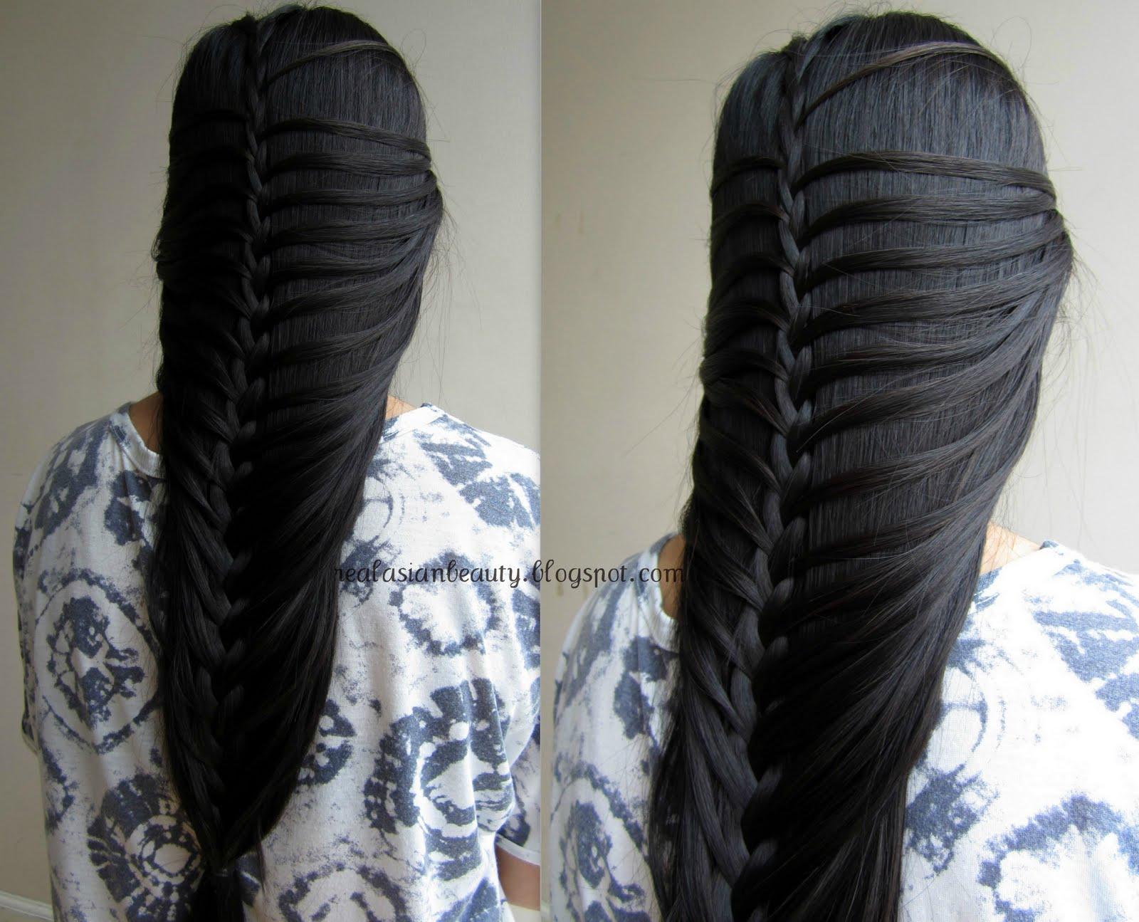 Real Hair Braids   rihanna reveals her real hair in cute ...