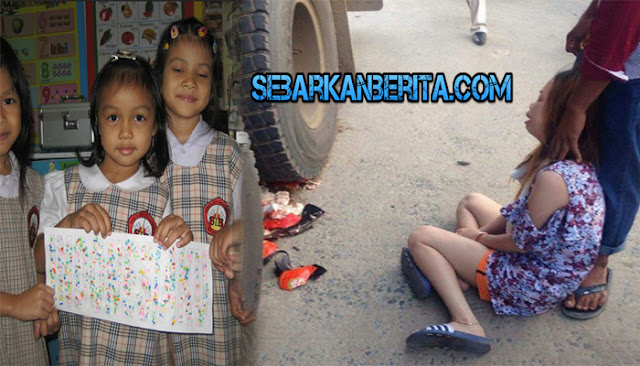 Seorang Bocah 6 Tahun Tewas Terlindas Truk di Cilincing