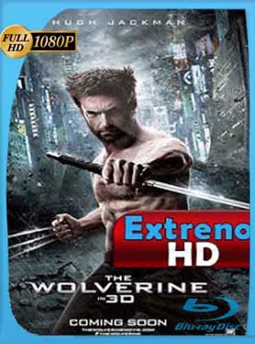 Wolverine Inmortal Hd 1080p Latino Mega