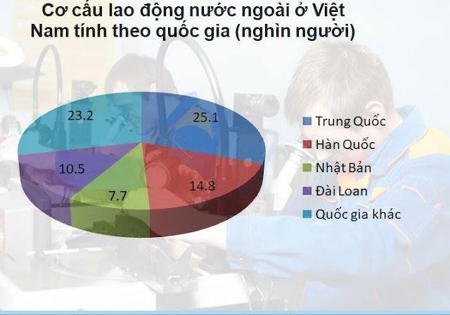 Ủy ban các vấn đề xã hội đã làm rõ bức tranh lao động nước ngoài ở Việt Nam