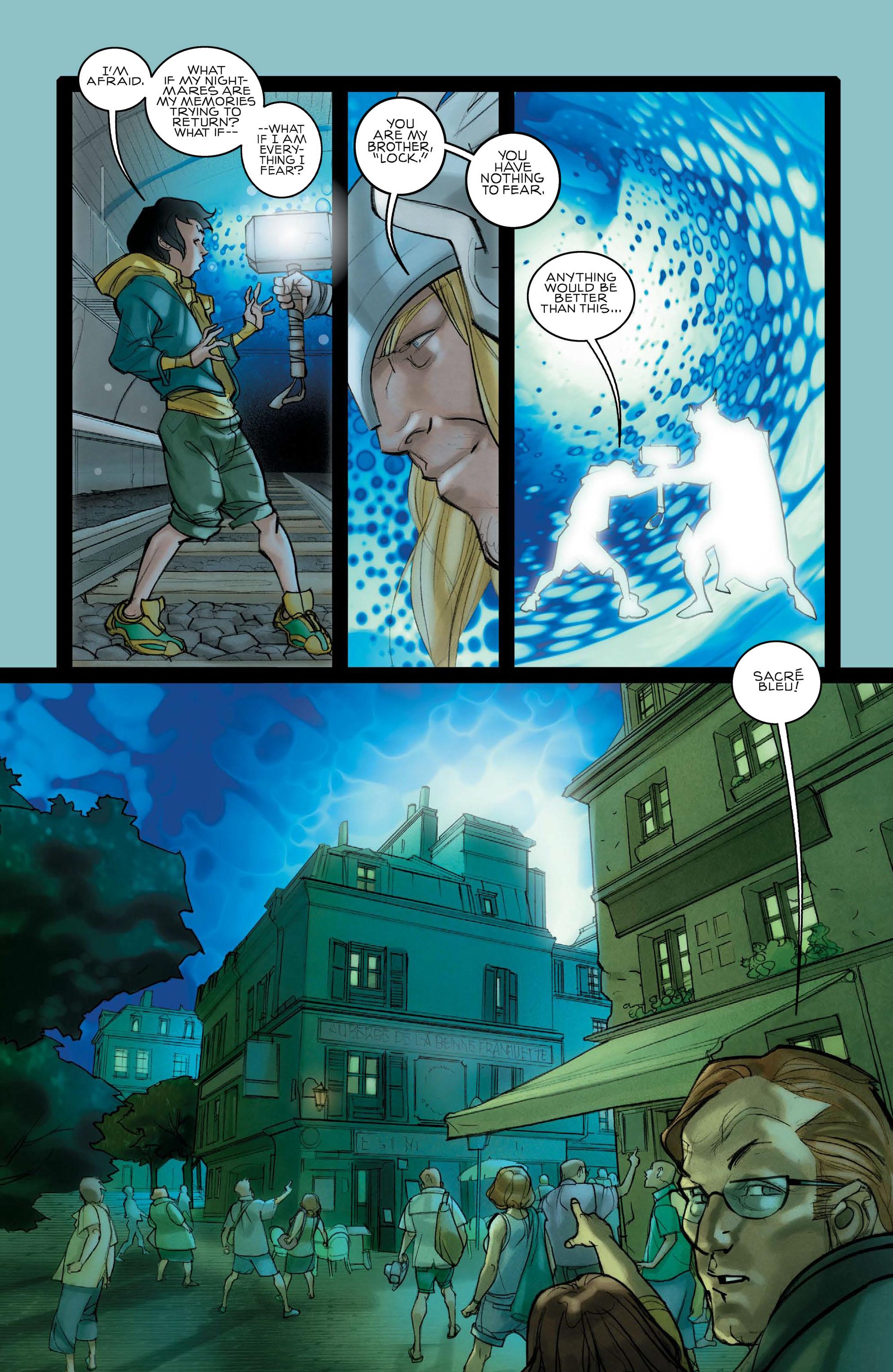 Thor (2007) Issue #617 #30 - English 16