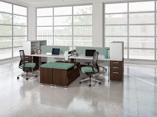 Modular Cluster Desk