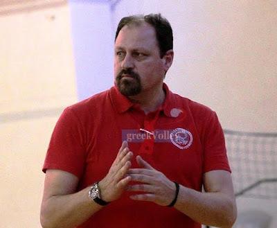 Γ.Α.Σ. Αρχέλαος-Ανακοίνωση συμφωνίας με νέο προπονητή