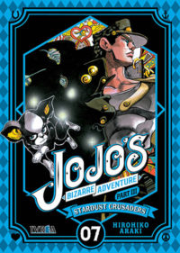 JOJO'S BIZARRE ADVENTURE Stardust Crusaders #7