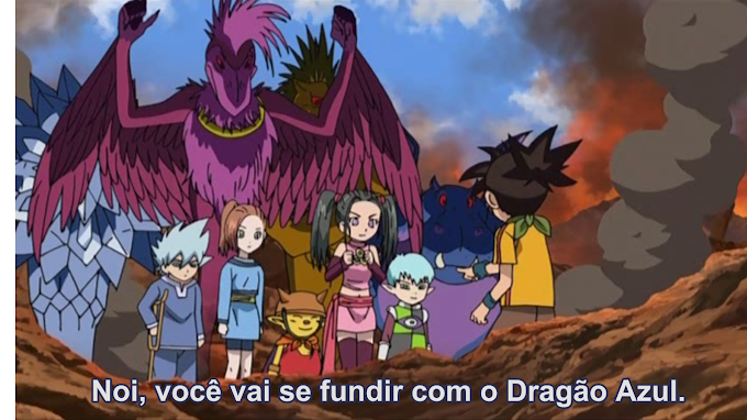 Blue Dragon II Tenkai No Shichi Ryuu Episódio 28 Legendado Download!