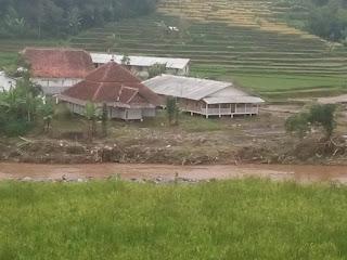 ponpes Al Qodar Garut selamat dari banjir bandang