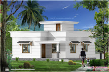 Simple 2 Bedroom House Plans with Roofs