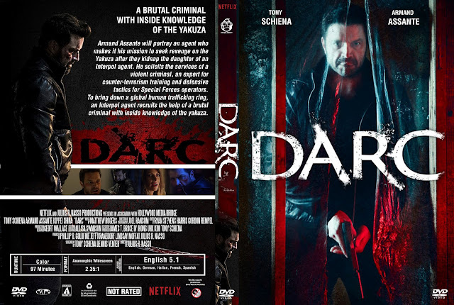 Darc DVD Cover