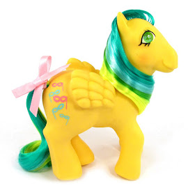 My Little Pony Masquerade Year Four Twinkle-Eyed Ponies G1 Pony