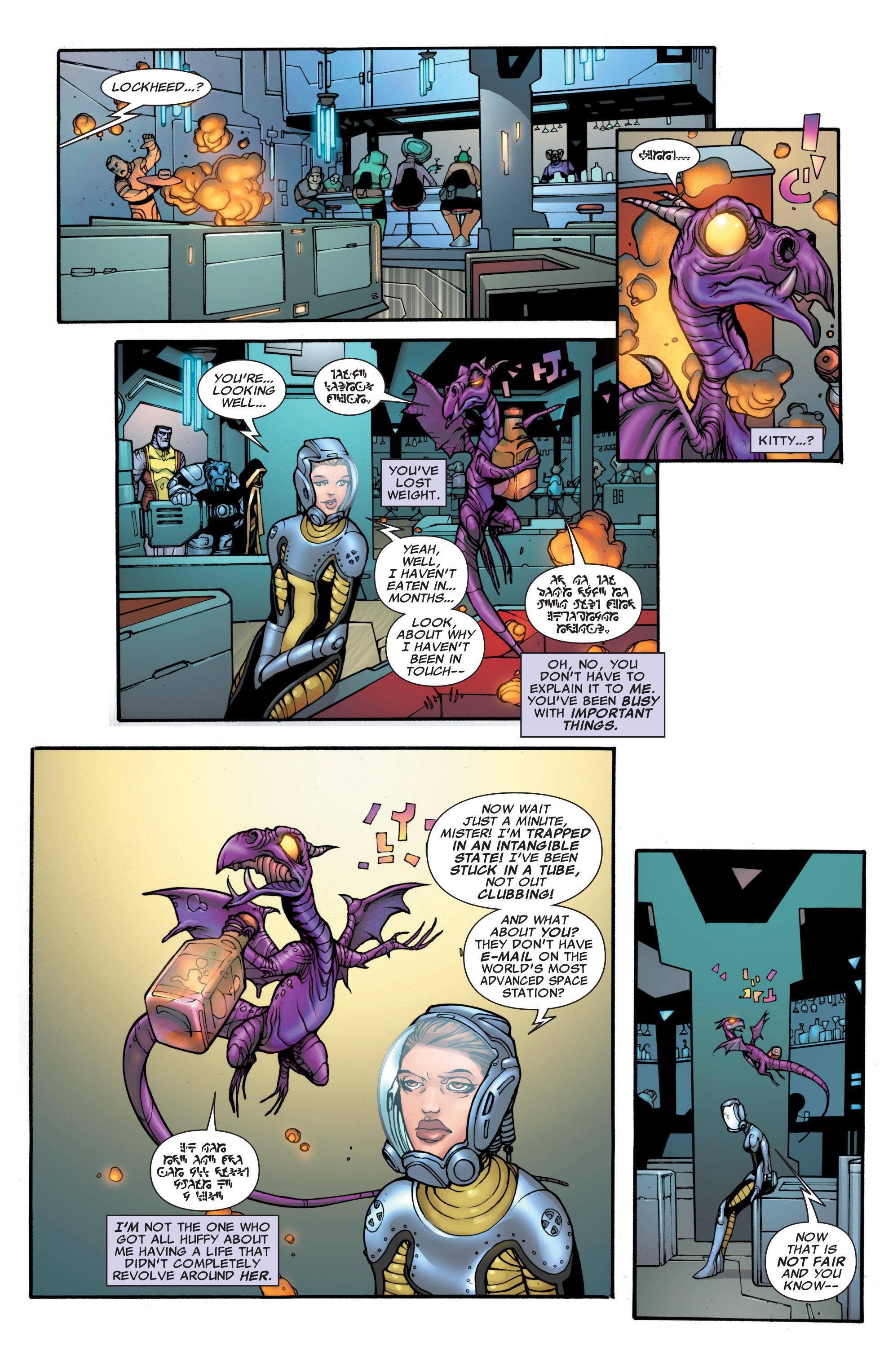 Read online Astonishing X-Men (2004) comic -  Issue #38 - 10