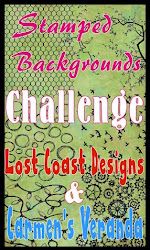 STAMPED BACKGROUND Challenge 15th to 30th April