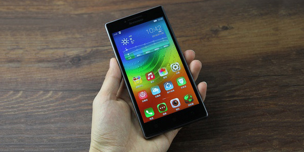 Lenovo P70 launches in China, with 4000mAh battery and 46 days of standby
