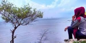 Pantai Rongkang Kwanyar Madura, Pantai rongkang madura, wisata pantai di madura