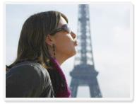 Jóvenes en París