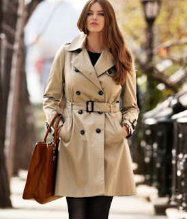 Light Winter Coat