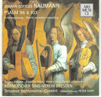 Naumann: Psalms 96 & 103