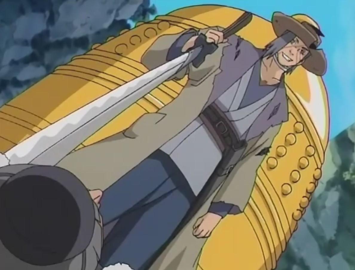Naruto Episodio 160
