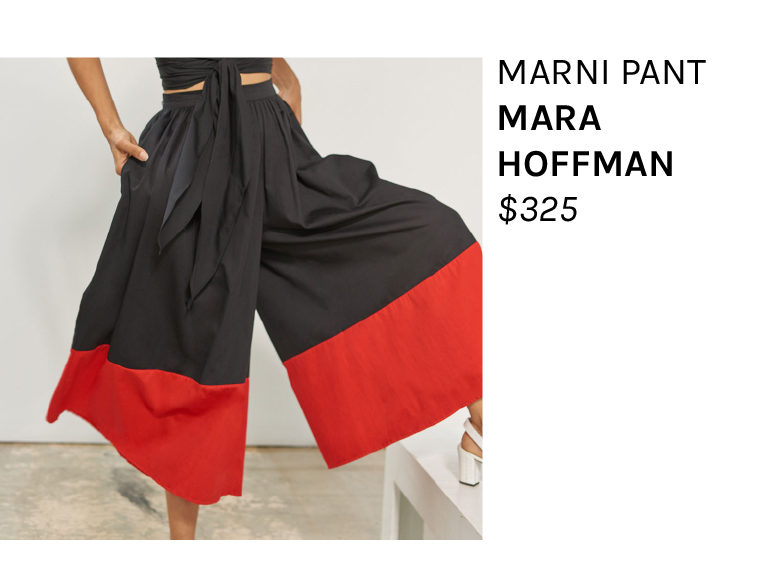Extreme Culotte Pant