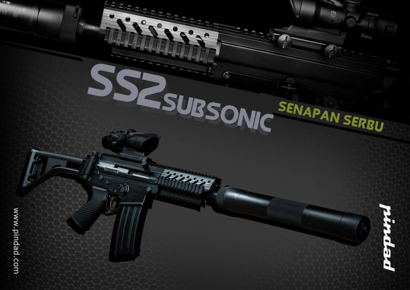 SS2 Subsonic Pindad