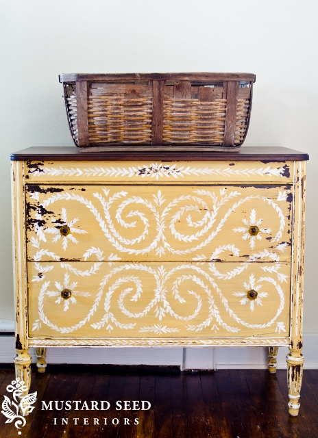 Beautiful Hand Painted Furniture The