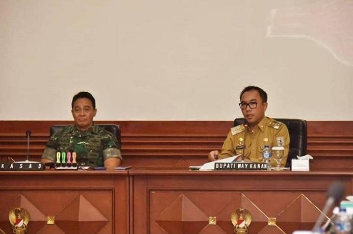 Pekan Ketiga Bulan Maret 2019, Lanudad Gatot Subroto Waykanan Resmi Beroperasi