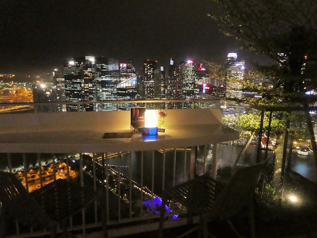 bästa utsikt i Singapore