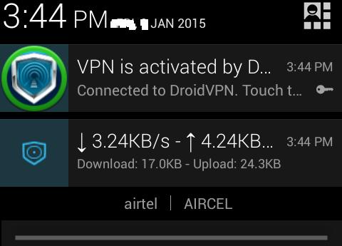 NKWorld4U DroidVPN airtel free internet trick NKWorld4U
